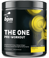 BPM Labs The One - 30 Serve