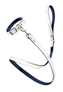 Linda Rodin Linda and Winks Love Audrey 1 leash and collar set for dogs