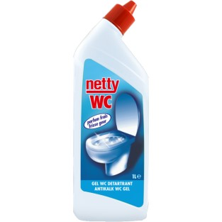 Détartrant gel Netty