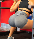Women's Steel Butt Scrunch Shorts with a Booty Shaping Effect
