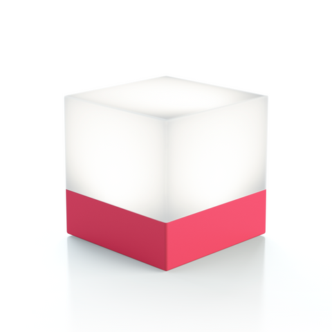 CUBE Light Red