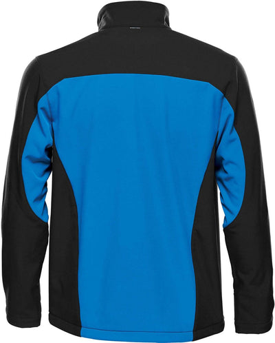 Azure Blue/Black - Back