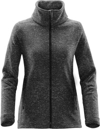 Women's Tundra Sweater Fleece Jacket - NFX-2W
