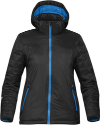 Women's Black Ice Thermal Jacket - X-1W