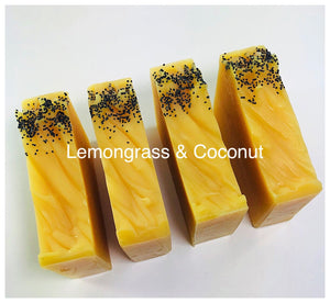 Lemongrass and Coconut Milk - All Natural