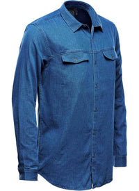 Men's Blueridge Denim Shirt - SFD-1
