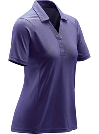 Women's Mistral Heathered Polo - SPL-1W