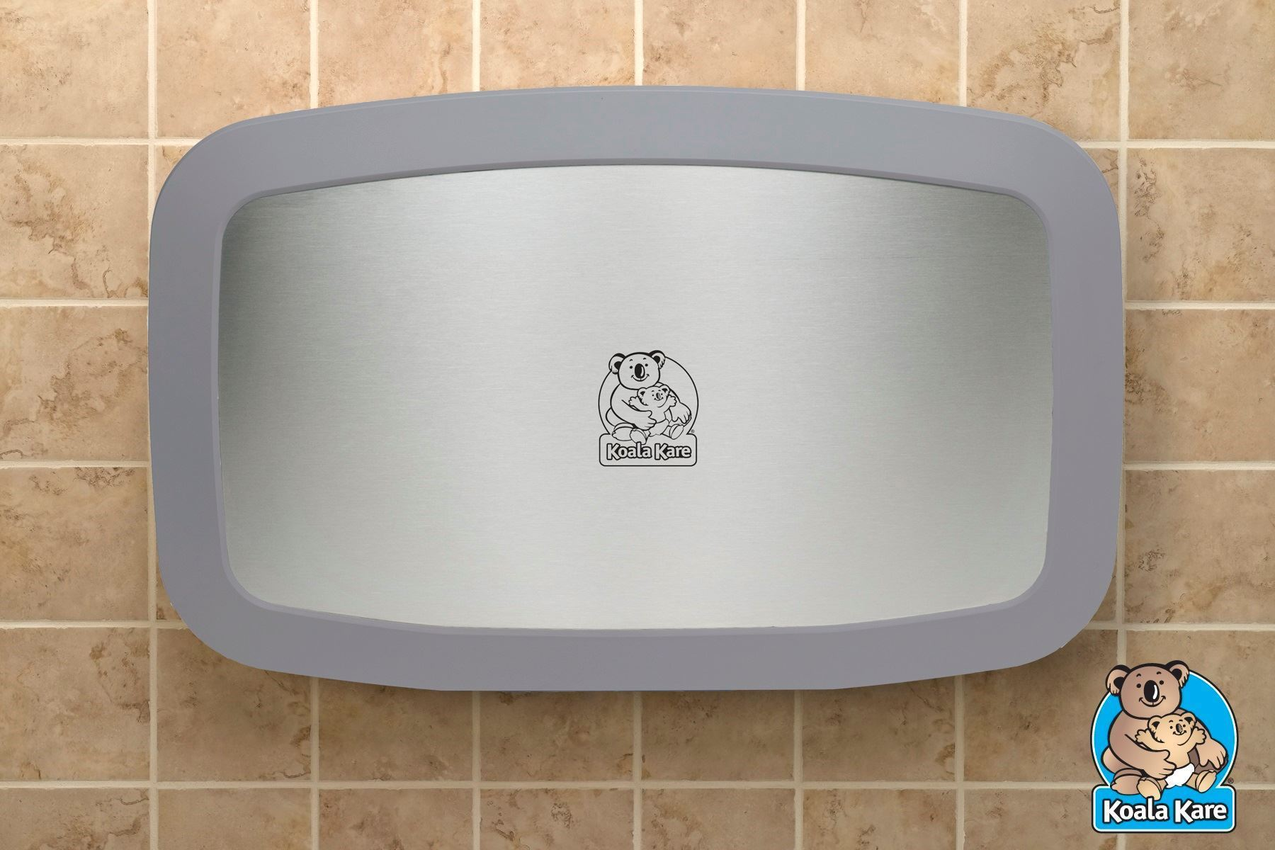 Koala Series Baby Changing Stations Allied Hand Dryer - Koala care changing table
