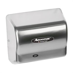 For Real Value, Use American Advantage Hand Dryers