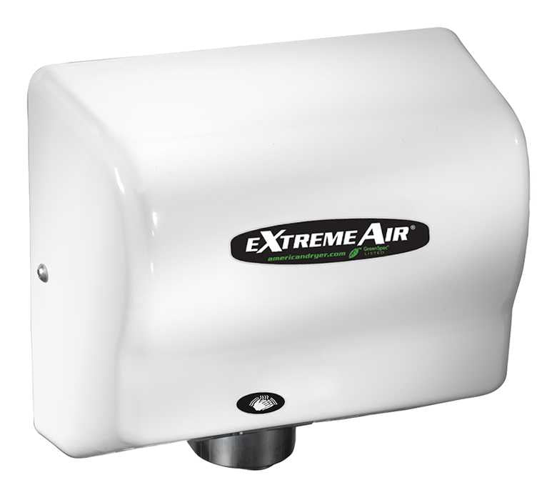 GreenSpec Listed Hand Dryers