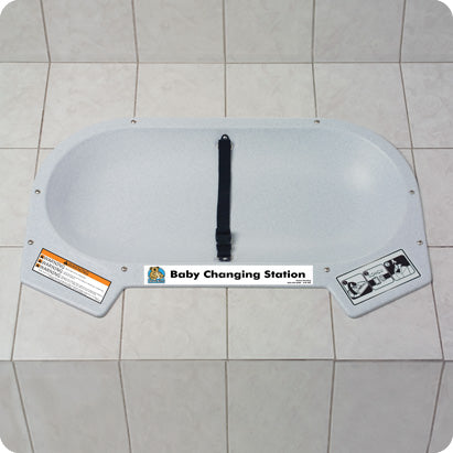 Recessed Baby Changing Stations