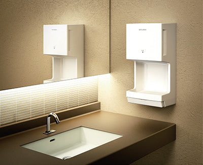Check Out Our Award-Winning Quiet Hand Dryers