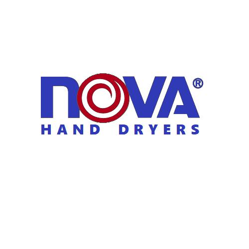 REPLACEMENT PARTS for the NOVA 0122 / NOVA 5 HAND DRYER - Push Button (208V-240V)-Allied Hand Dryer