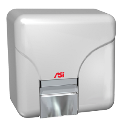 "<strong>CLICK HERE FOR PARTS</strong> for the ASI 0141 ""NO TOUCH"" HAND & FACE DRYER-ASI (American Specialties, Inc.)-Allied Hand Dryer"