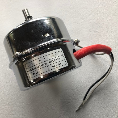 Replacement MOTOR for the ASI 0141 HAND DRYER (110V/120V) - Part# 10-A0095-Hand Dryer Parts-ASI (American Specialties, Inc.)-Allied Hand Dryer