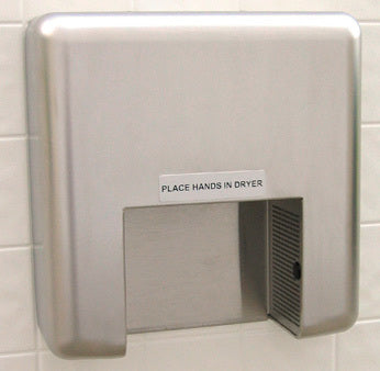 Pinnacle Model P3-12S Surface Mounted Automatic ADA Hand Dryer-PINNACLE-Allied Hand Dryer