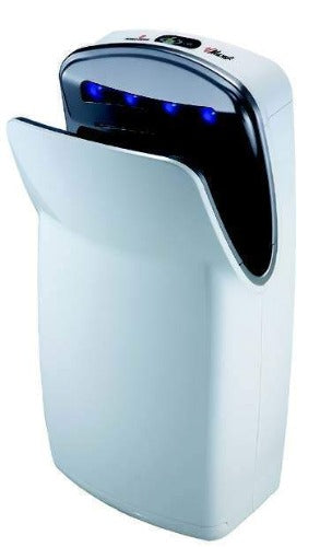 ***DISCONTINUED*** VMax V674A White - No Longer Available - Replaced by WORLD V-649A Silver-World Dryer-Allied Hand Dryer