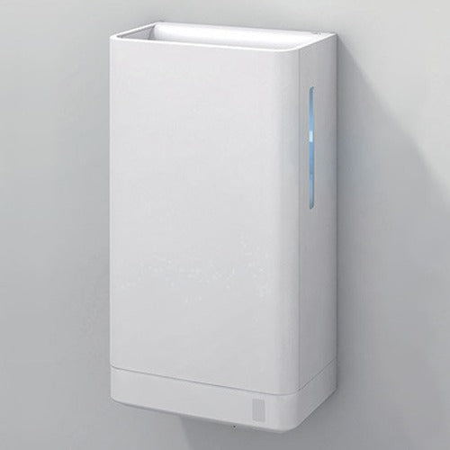TOTO  HDR120#WH, $525 | Clean Dry White Automatic High Speed Hand Dryer - Allied Hand Dryer