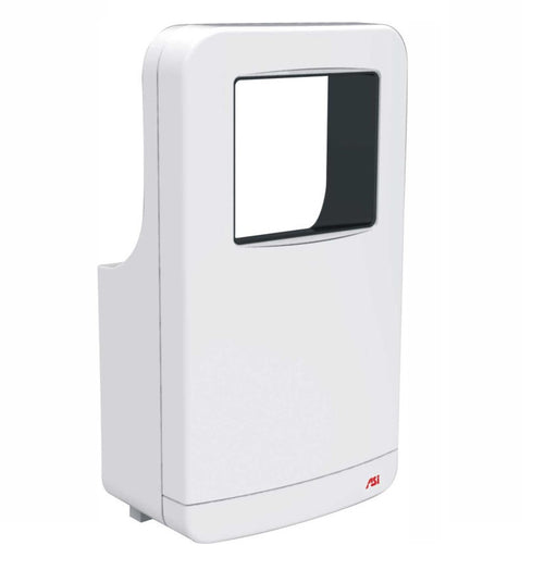 <strong>CLICK HERE FOR PARTS</strong> for the ASI 20201 (White) TRI-Umph HAND DRYER-ASI (American Specialties, Inc.)-Allied Hand Dryer