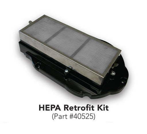 40525, Excel XLERATOR Certified HEPA Filter Retro Fit Kit - PART #40525-Our Hand Dryer Manufacturers-Excel-Allied Hand Dryer