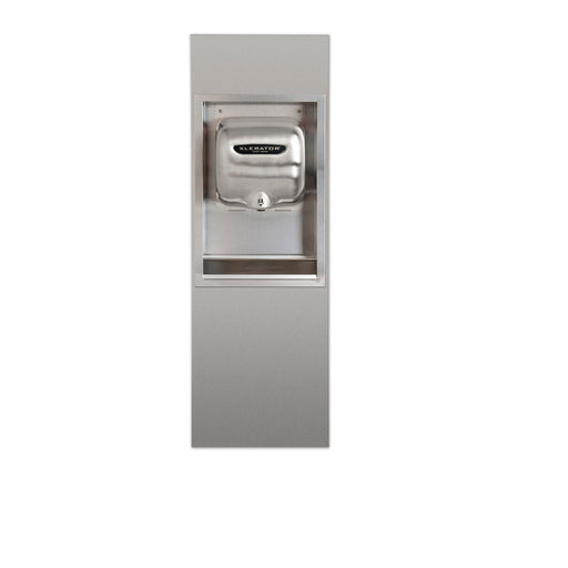 40576, Excel XLERATOR ADA XChanger Combo Kit: Comes with 40502 ADA Compliant Recess Kit and 40551 ADA Height XChanger-Our Hand Dryer Manufacturers-Excel-Allied Hand Dryer