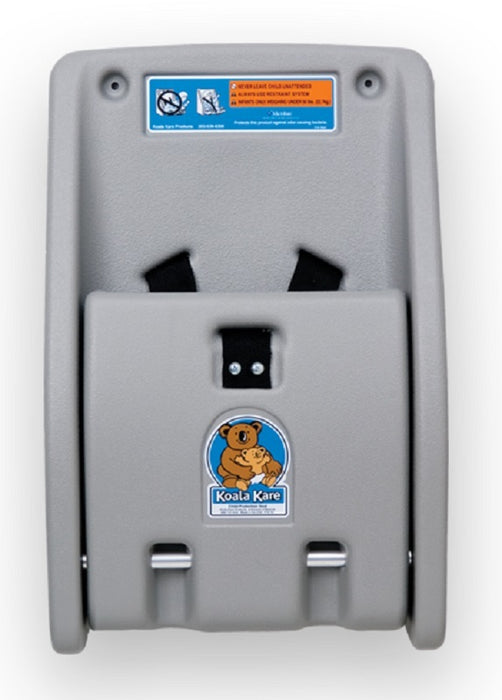KB102-01, KOALA Child Protection / Safety Seat Gray / Grey-Koala-Allied Hand Dryer