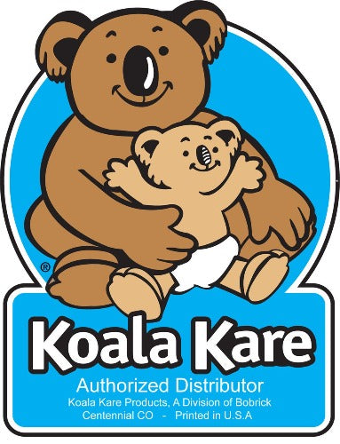 KB102-00, KOALA Cream / Bathroom Child Safety Seat