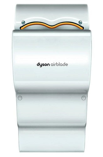 Dyson Airblade Hand Dryers Ab04 Series: DYSON Airblade AB04, White 120V Hand Dryer (LIMITED