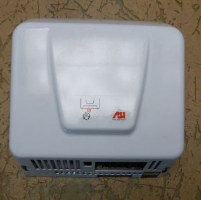 <strong>CLICK HERE FOR PARTS</strong> for the ASI 0160 PROFILE COMPACT (110V-240V) Automatic, ADA-Compliant Hand Dryer - Allied Hand Dryer