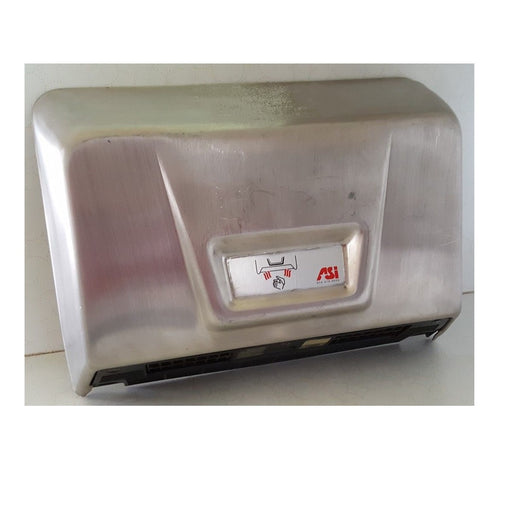 <strong>CLICK HERE FOR PARTS</strong> for the ASI 0180-93 Stainless Steel PROFILE (110V-240V) Automatic, Dual-Blower Hand Dryer