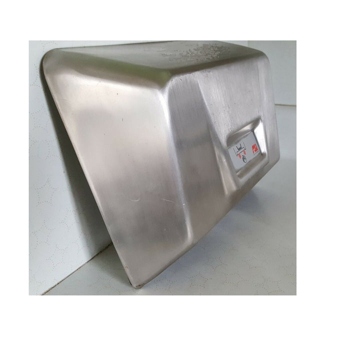 ASI 0180-93 Stainless Steel PROFILE (110V-240V) Automatic, Dual-Blower Model MOTOR (Dual Shaft Type) Part# 32-006738K-ASI (American Specialties, Inc.)-Allied Hand Dryer