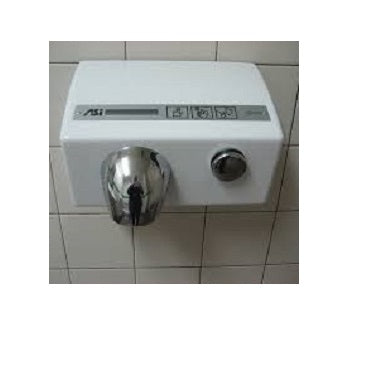 ASI TRADITIONAL Series Push-Button Model (110V/120V) COVER BOLTS (Part# 005023)-Hand Dryer Parts-ASI (American Specialties, Inc.)-Allied Hand Dryer
