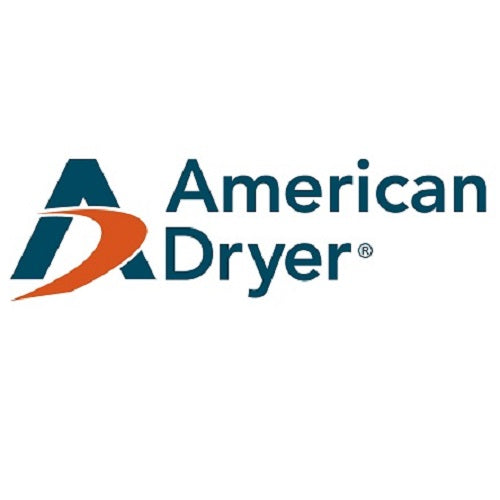 AMERICAN DRYER® EXT7-SS eXtremeAir® HAND DRYER - Brushed Stainless Steel Auto High Speed ECO No Heat Universal Voltage