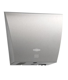 Bobrick B-7125 Hand Dryer Front View