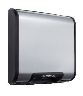 Bobrick B-7128 TrimLine Surface-Mounted ADA Dryer-Our Hand Dryer Manufacturers-Bobrick-120v-Allied Hand Dryer