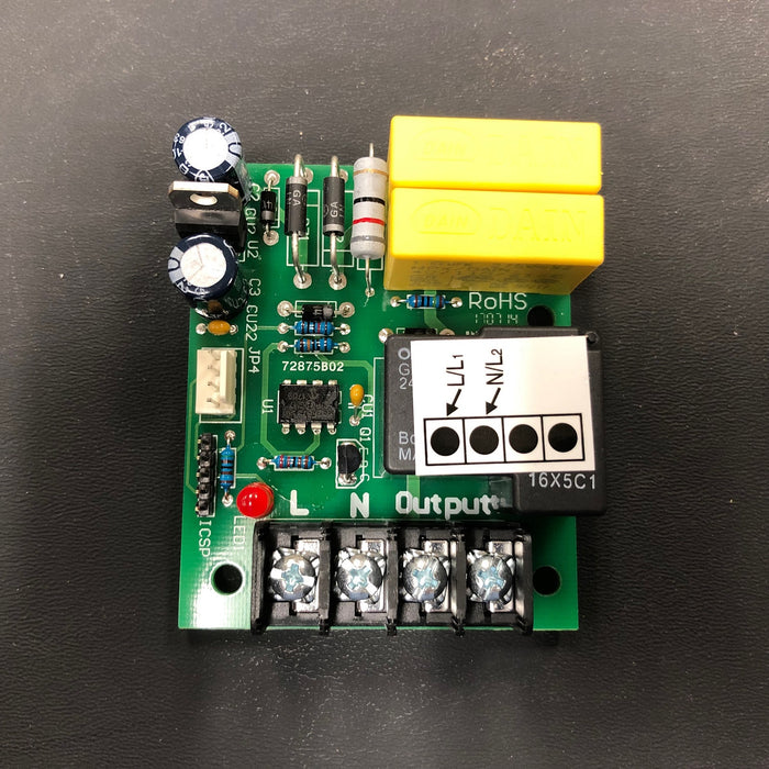 NOVA 0221 / NOVA 5 (208V-240V) Automatic Model IR CIRCUIT BOARD (Part# 55-005656K)