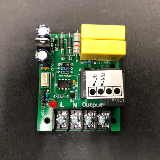 NOVA 0211 / NOVA 5 (110V/120V) Automatic Model IR CIRCUIT BOARD (Part# 55-005656K) - Allied Hand Dryer
