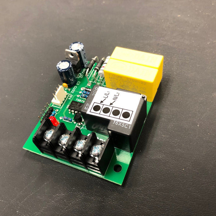 NOVA 0710 / Recessed NOVA 4 (110V/120V) Automatic Cast Iron Model IR CIRCUIT BOARD (Part# 55-005656K)-Hand Dryer Parts-World Dryer-Allied Hand Dryer