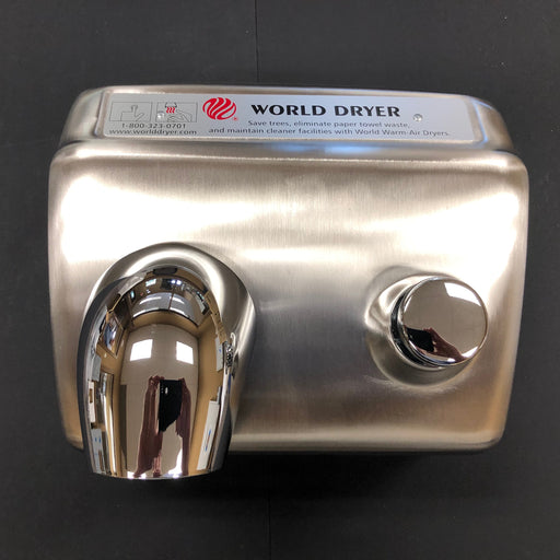 WORLD DA54-972 (208V-240V) COVER ASSEMBLY COMPLETE (Part# 72DA5-972K)