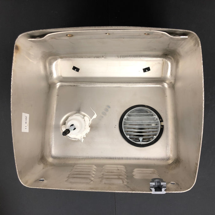 WORLD DA54-972 (208V-240V) COVER ASSEMBLY COMPLETE (Part# 72DA5-972K) - Allied Hand Dryer