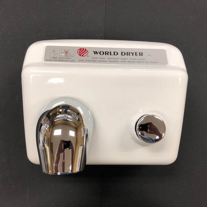 WORLD DA57-974 (277V) COVER ASSEMBLY COMPLETE (Part# 72DA5-974K)-Hand Dryer Parts-World Dryer-Allied Hand Dryer
