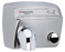 DM548-973, AirMax World Dryer Push-Button, Brushed Stainless Steel (50 Hz - NOT for use in North America)-World Dryer-Allied Hand Dryer