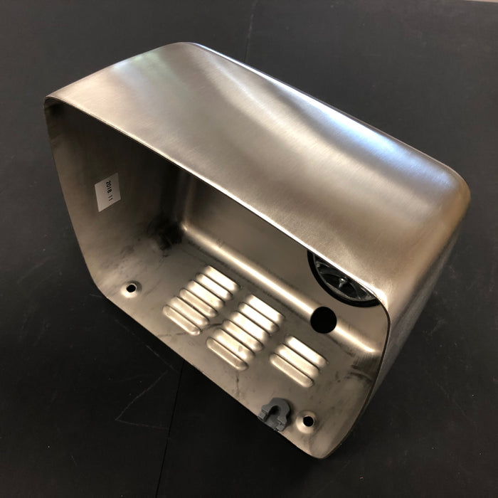 WORLD DXA5-972 (115V - 20 Amp) COVER ASSEMBLY COMPLETE (Part# 72DXA5-972K)-Allied Hand Dryer-Allied Hand Dryer