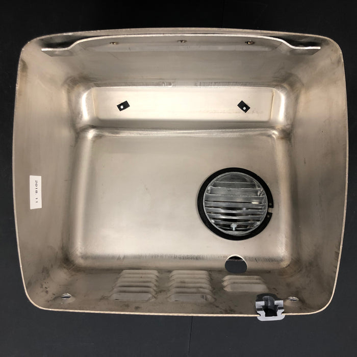 WORLD DXA54-972 (208V-240V) COVER ASSEMBLY COMPLETE (Part# 72DXA5-972K)-Hand Dryer Parts-World Dryer-Allied Hand Dryer