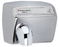 DXM5-973, AirMax World Dryer Automatic, Brushed Stainless Steel-Our Hand Dryer Manufacturers-World Dryer-110/120 volt - 20 amp SS AIRMAX hard wired-Allied Hand Dryer