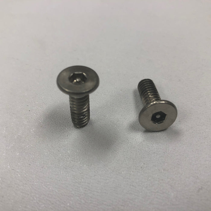 WORLD DXRA5-Q973 (115V - 20 Amp) COVER BOLTS for STAINLESS COVER - SET OF 2 (Part# 46-005023)