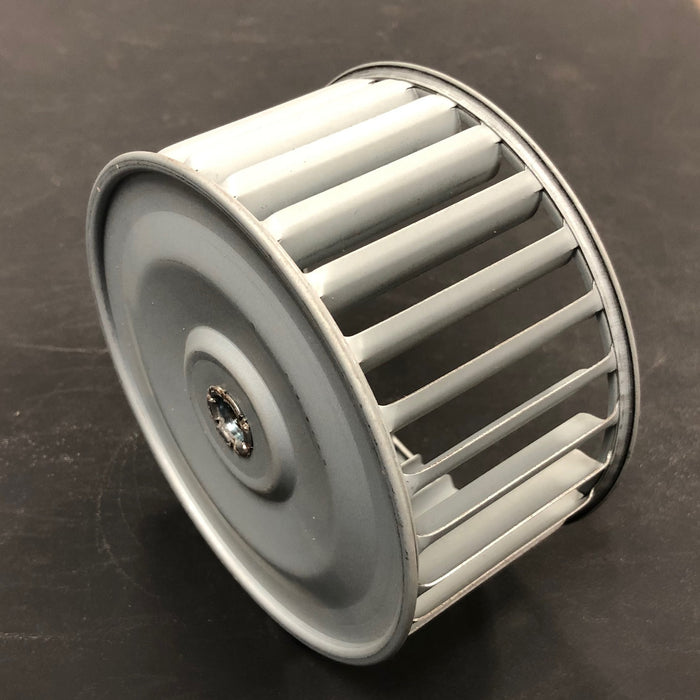 NOVA 0112 / NOVA 5 Push-Button Model (110V/120V) FAN / BLOWER / SQUIRREL CAGE (Part# 22-005013)-World Dryer-Allied Hand Dryer