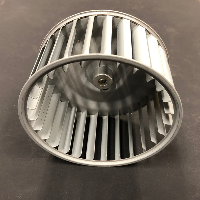 ASI 0150 PORCELAIR (Cast Iron) AUTOMATIK (110V/120V) FAN / BLOWER / SQUIRREL CAGE (Part# 005013)-ASI (American Specialties, Inc.)-Allied Hand Dryer