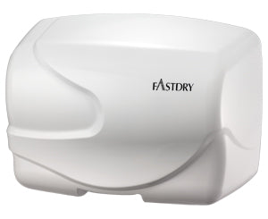 HK2200LA, FastDry Automatic White Epoxy Hand Dryer-Our Hand Dryer Manufacturers-FastDry-110/120 Volt hard wired-Allied Hand Dryer