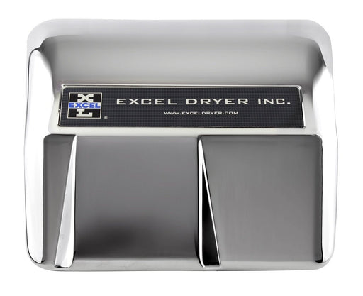 HO-IC, Excel Dryer Hands-Off Automatic Chrome Surface-Mounted Hand Dryer